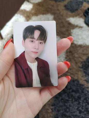 Karta Seungkwana seventeen kpop