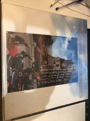 2 Vinis LP Jazz: Keith Jarrett / Kip Hanrahan