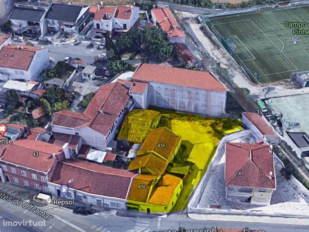 Terreno para construção de prédio no centro de Pinheiro d...