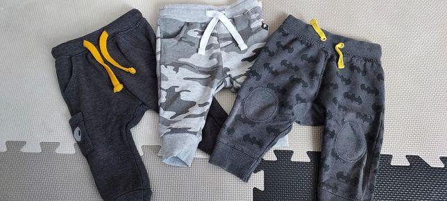 Spodnie dresowe 68