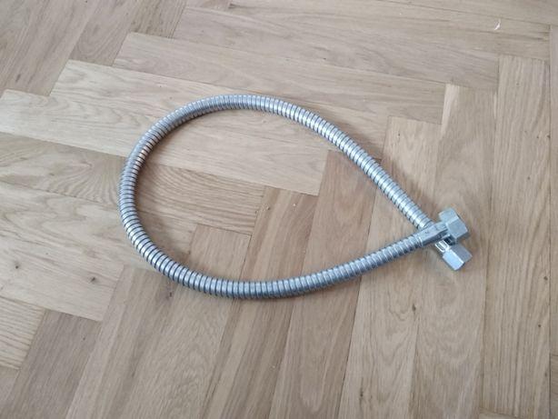 przewód gazowy 1/2 na 3/4 cala 100cm, może być z zaworem 3/4
