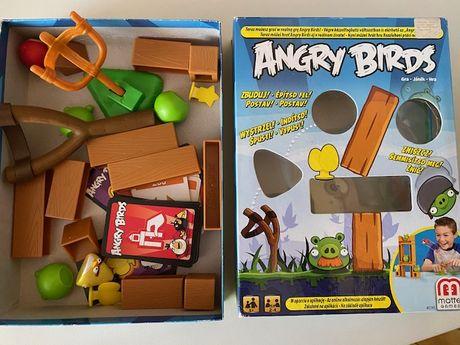 Angry Birds gra oraz Magia i zaczarowany Świat