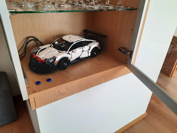 Porshe 911 Lego Technic 42096 Stan Idealny