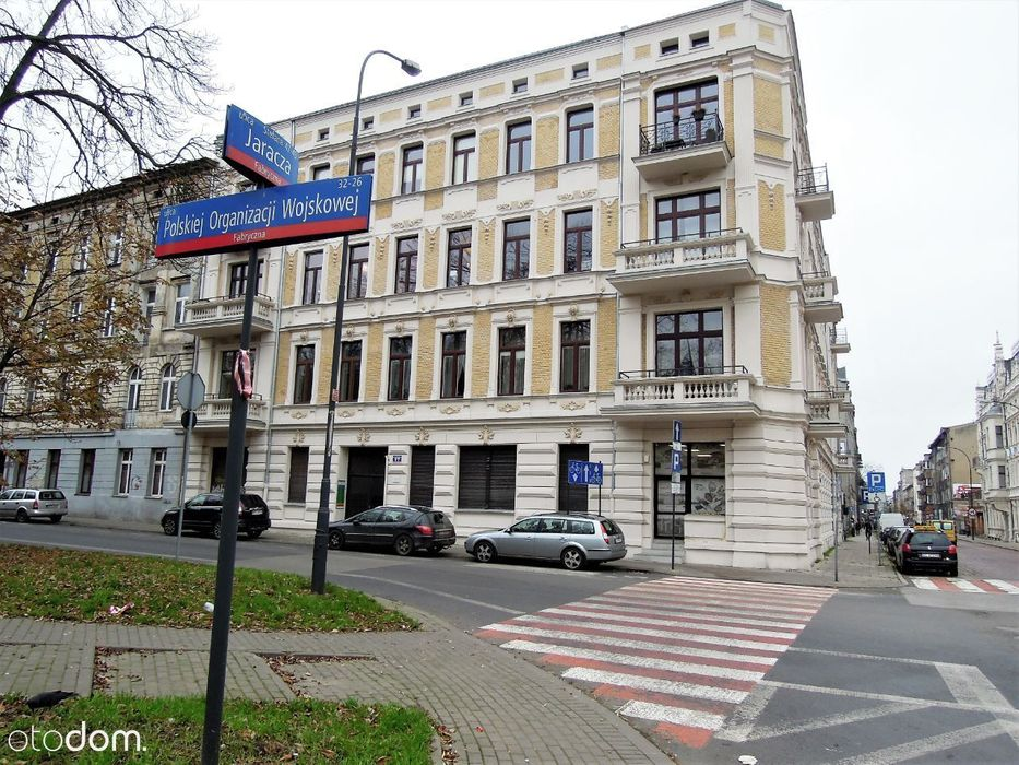 Atrakcyjny lokal z witryną pl. Dąbrowskiego Łódź - image 1