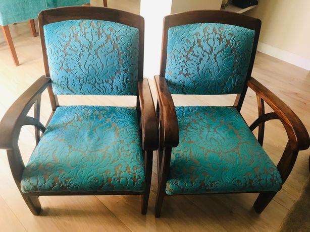 Cadeiras tipo bergère para sala
