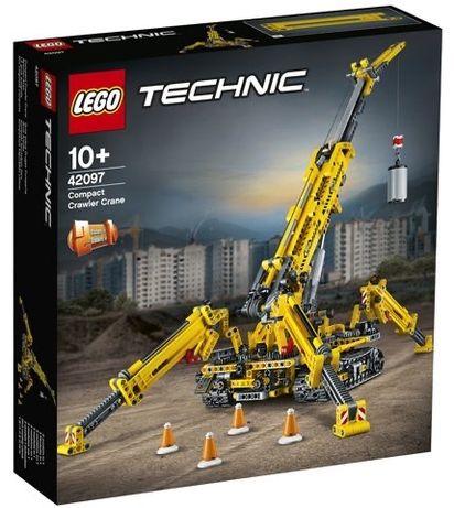 """Конструктор """"Подъемный гусеничный кран"""", 42097 - LEGO Technic"""