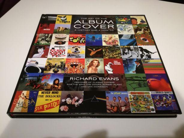 Richard Evans The art of the album cover led zeppelin pink floyd ALBUM