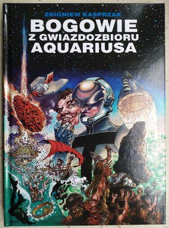 Bogowie z gwiazdozbioru Aquariusa Antologia [Egmont]
