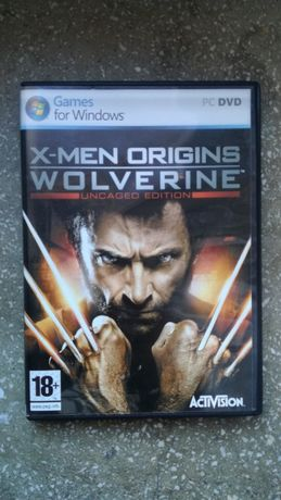 Gra PC X-MEN Origins Volverine Uncaged Edition