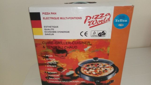 Máquina pizzas inovadora