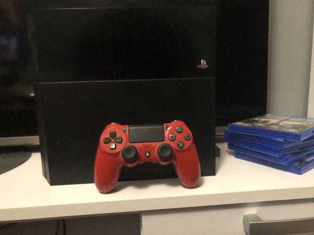 Konsola PS4 1 TB
