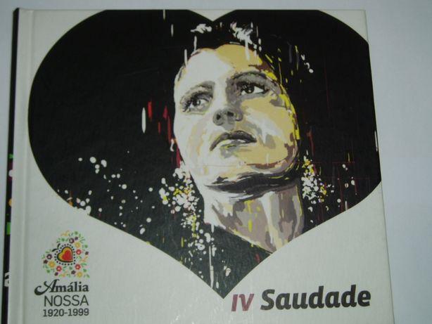 IV CD «Amália Nossa», Saudade