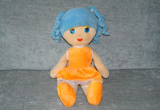 Мягкая игрушка Кукла