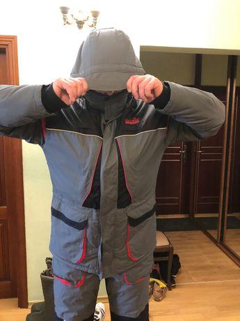 Зимний костюм Norfin размер ХЛ до -25 мороза
