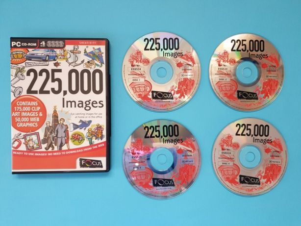 Software 225.000 Imagens