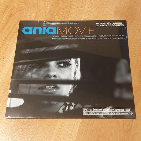 Ania Dąbrowska Ania MOVIE LP vinyl