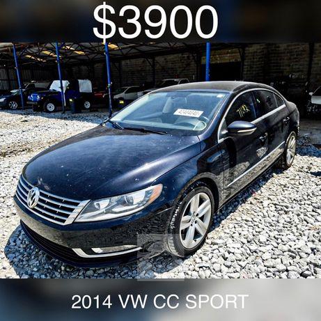 "Volkswagen CC Sport 2014 2.0 USA ""CAYMAN CAR"""