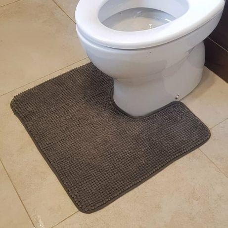 АКЦІЯ Килимок в туалет TOFTBO бежевий, сірий дуже класні є в наявності