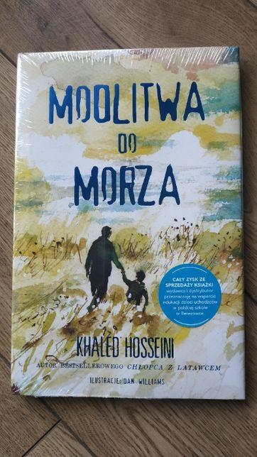 Modlitwa do Morza - Khaled Hosseini NOWA
