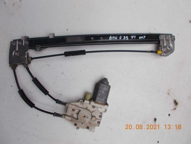 Mechanizm podnoszenia szyby prawy tył BMW e39