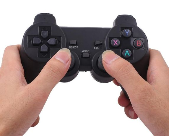 Беспроводной джойстик для пк, андроид приставок, консоли PS3, телефона