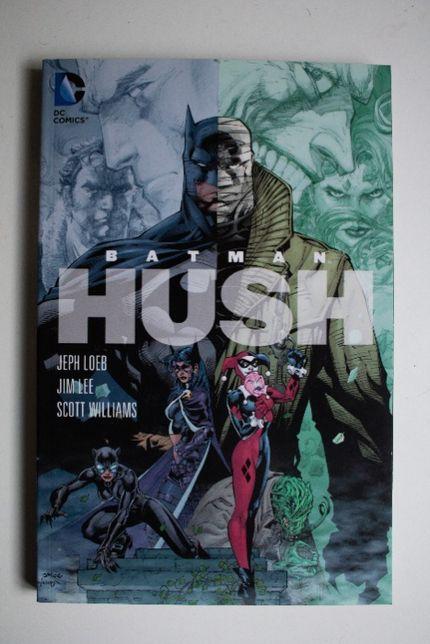 Batman Hush SC wydanie zbiorcze (komiks USA)