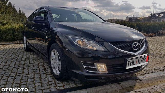 Mazda 6 Premium*61 tys. wpisuje na fakturze*Parktronic*Org...
