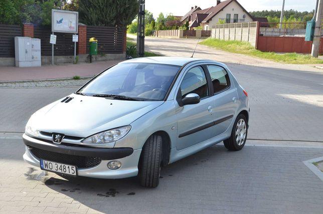 Peugeot 206 2.0HDI 90 KM