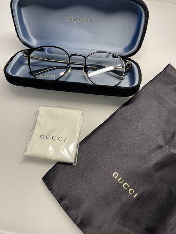 Gucci okulary oprawki nowe
