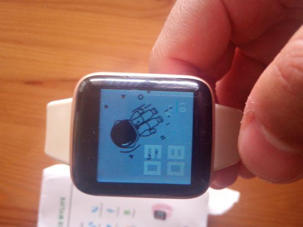 Smartwatch KLACK M6 Rosa