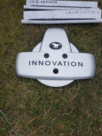 Hyundai galloper innovation pokrywa koła zapasowego