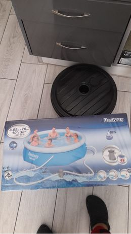 Vendo piscina insuflavel
