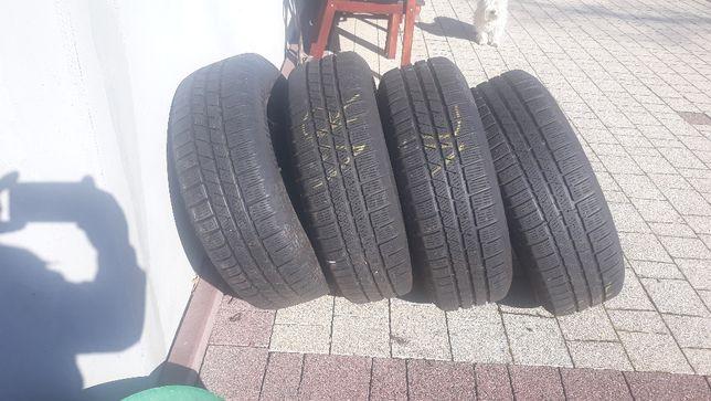 Felgi koła zimowe VW Tiguan 215/65/16 Continental