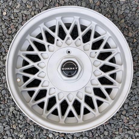Borbet B 75630 VW Mercedes W 107 116 126 124 190 не BBS Rial Remotec