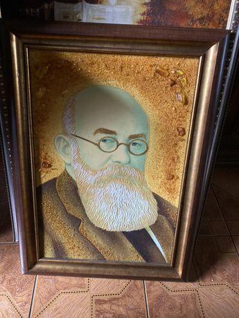 Картина Грушевский янтарь