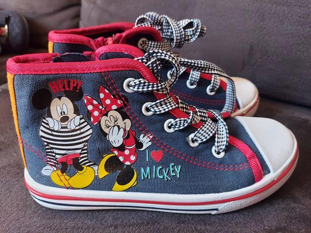 Nowe trampki buty myszka miki rozm. 28