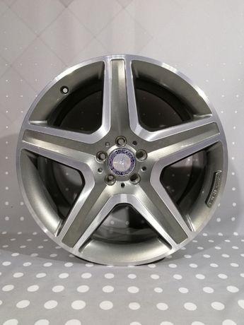 20 - дюймовые диски Mercedes GLE W166 AMG 9х20 ЕТ57