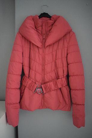 Różowa kurtka orsay