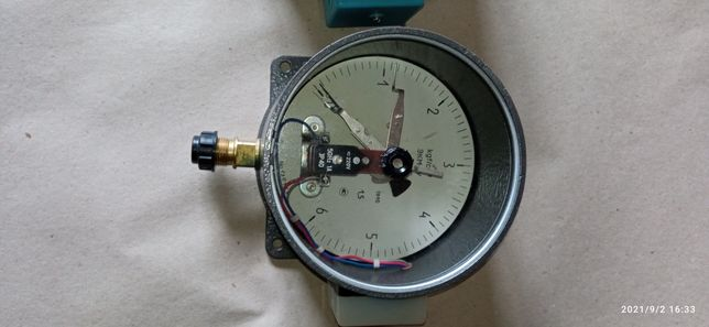 Продам электроконтактные манометры  ЭКМ-1У