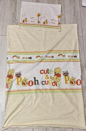 Pościel dziecięca Kubuś Puchatek 90x130