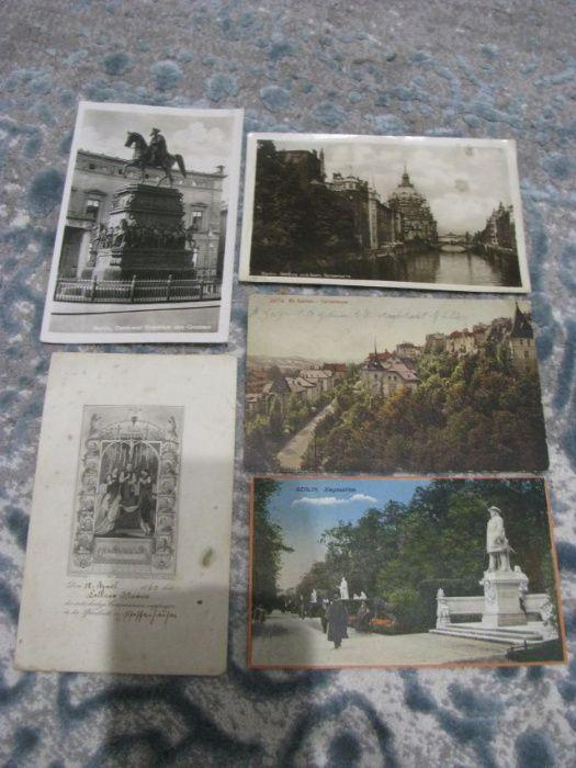 Pocztówki Berlin - różne lata, zamiana na znaczki pocztowe Warszawa - image 1