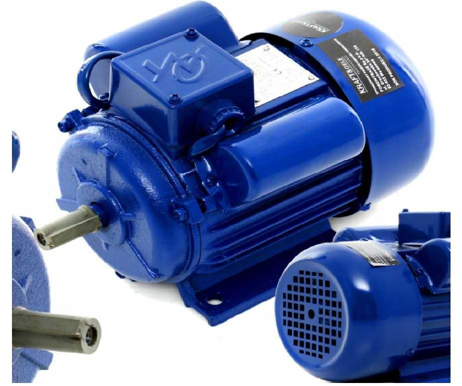 SILNIK ELEKTRYCZNY 230v 1,5 kW niskoobrotowy 1400 rpm 037