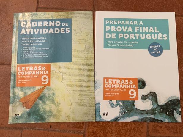 Letras & Companhia 9 Português ASA