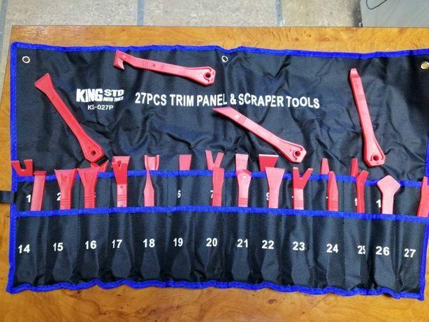 Набор King STD для демонтажа обшивки салона KS-027P