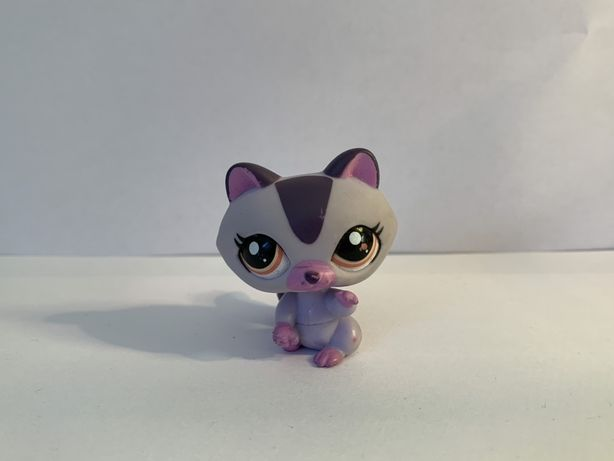 LPS Littlest Pet Shop - figurka szop