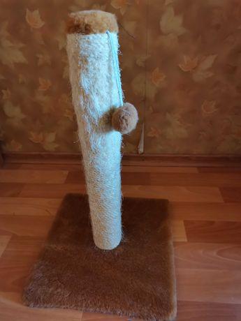 Когтедралка когтеточка дряпка 55 см б/у