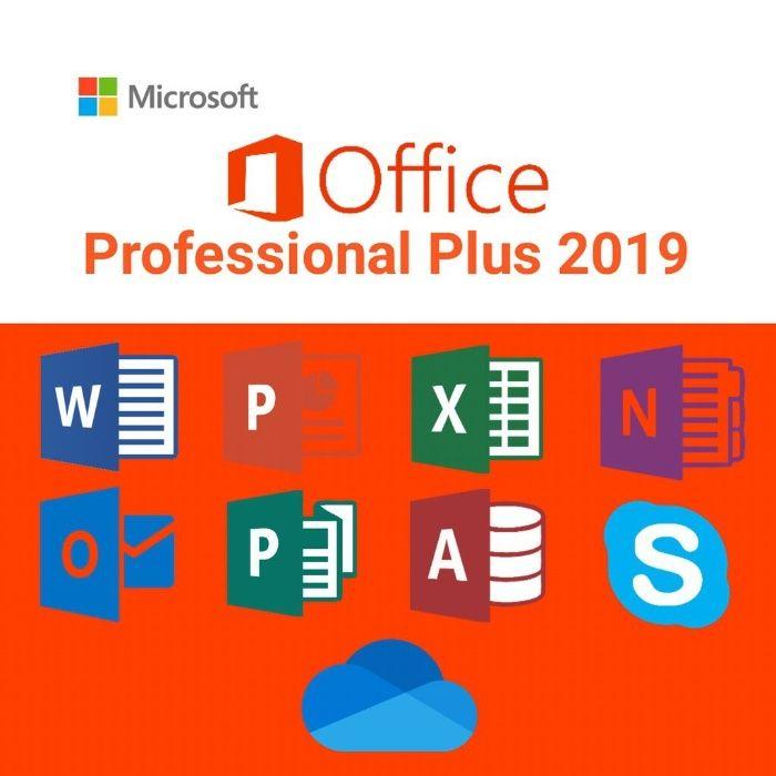 Microsoft Office Professional Plus 2019 Klucz [WERSJA DOŻYWOTNIA] PL Warszawa - image 1
