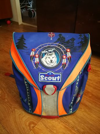 Школьный детский рюкзак Scout Германия 30 литров