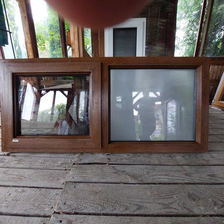 okno ze stałym szkleniem