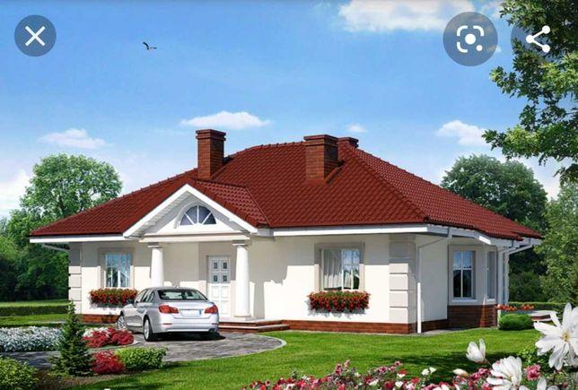 Projekt domu Pod Jarzębem 12